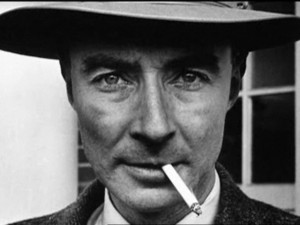 J. Robert Oppenheimer Director of the Manhattan Project
